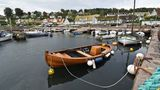 Fischerboote inArild