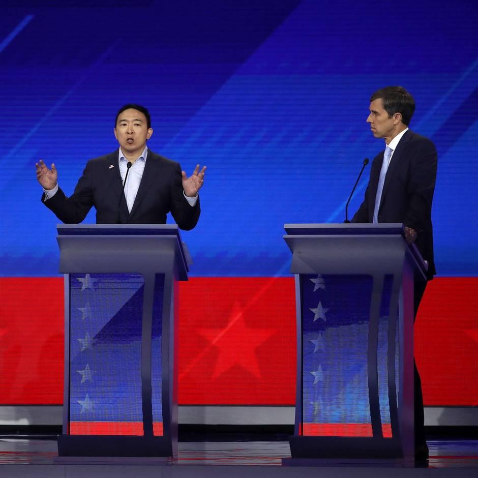 """US-Wahlkampf: """"Wir haben einen Rechtsextremen im Weißen Haus"""" – so lief die dritte TV-Debatte der Republikaner"""
