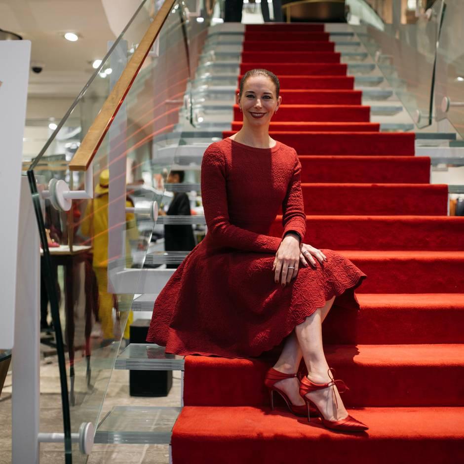 """CEO von Manolo Blahnik: Kristina Blahnik: """"'Sex and the City' war ein echter Glücksfall für uns"""""""