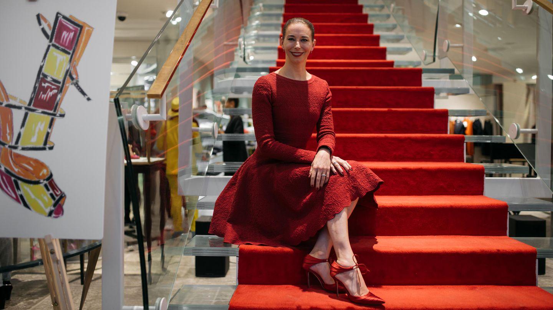 Kristina Blahnik ist die Nichte von Manolo Blahnik