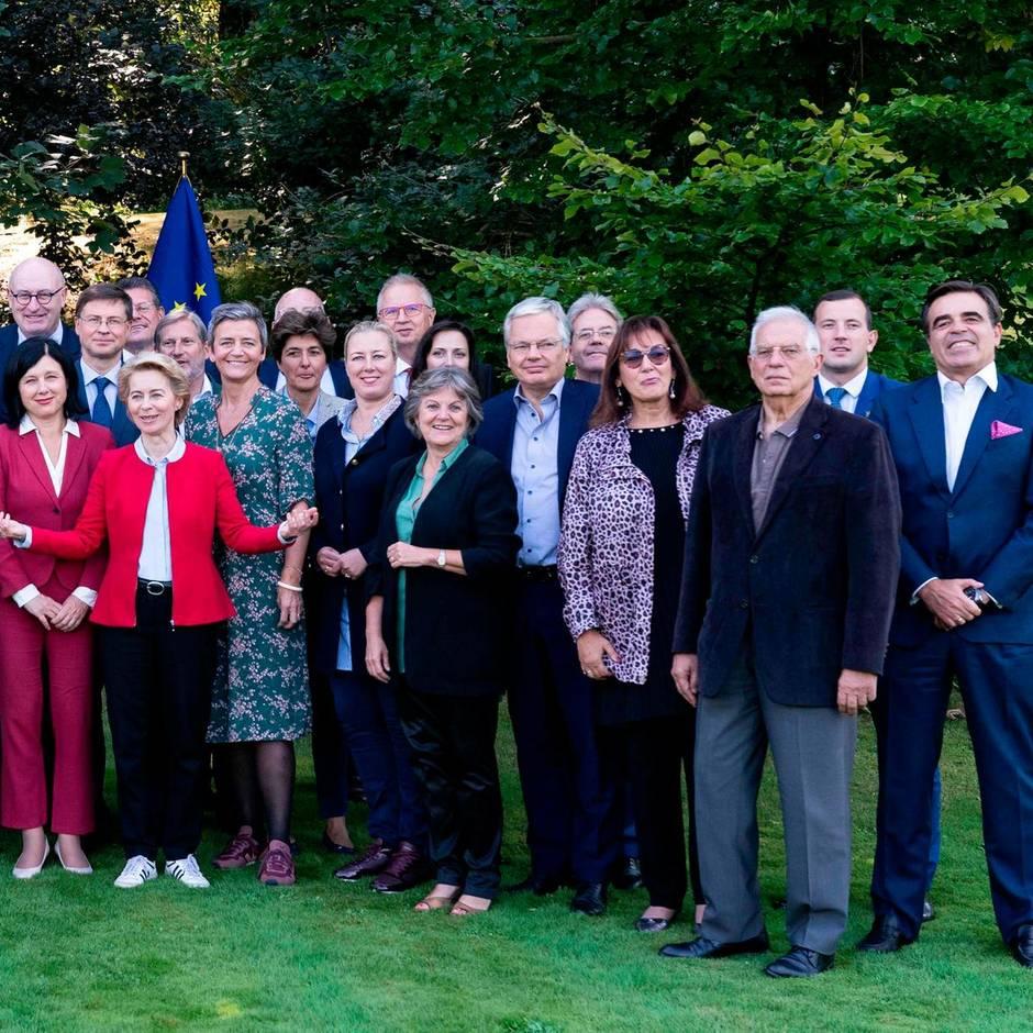 Künftige Kommisionschefin: Ursula von der Leyen sorgt mit Ernennung von Flüchtlingsminister für Ärger bei der EU
