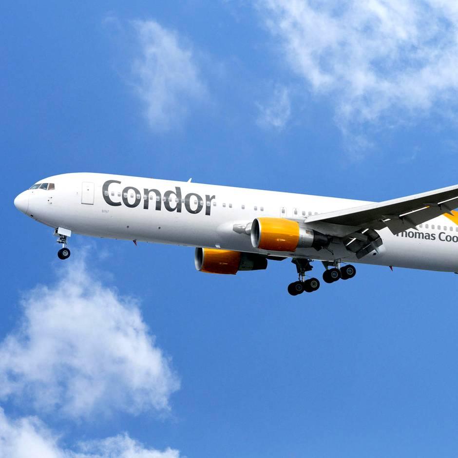 Rauch im Cockpit: Pilot verschüttet Kaffee: Flugzeug mit 326 Passagieren muss über dem Atlantik umdrehen