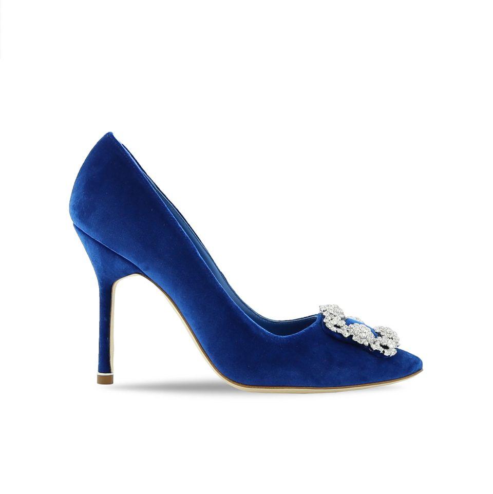 Manolo Blahnik: Der typische Schuh
