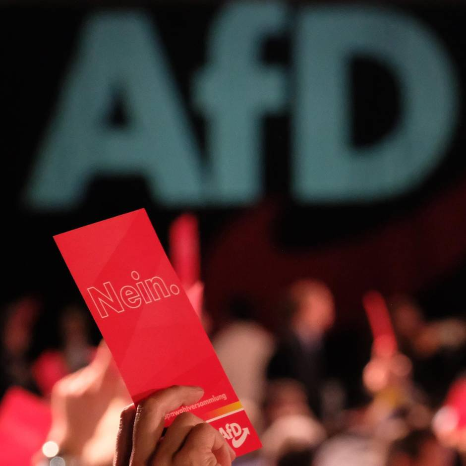 News von heute: AfD-Lehrermeldeportal in Mecklenburg-Vorpommern verboten
