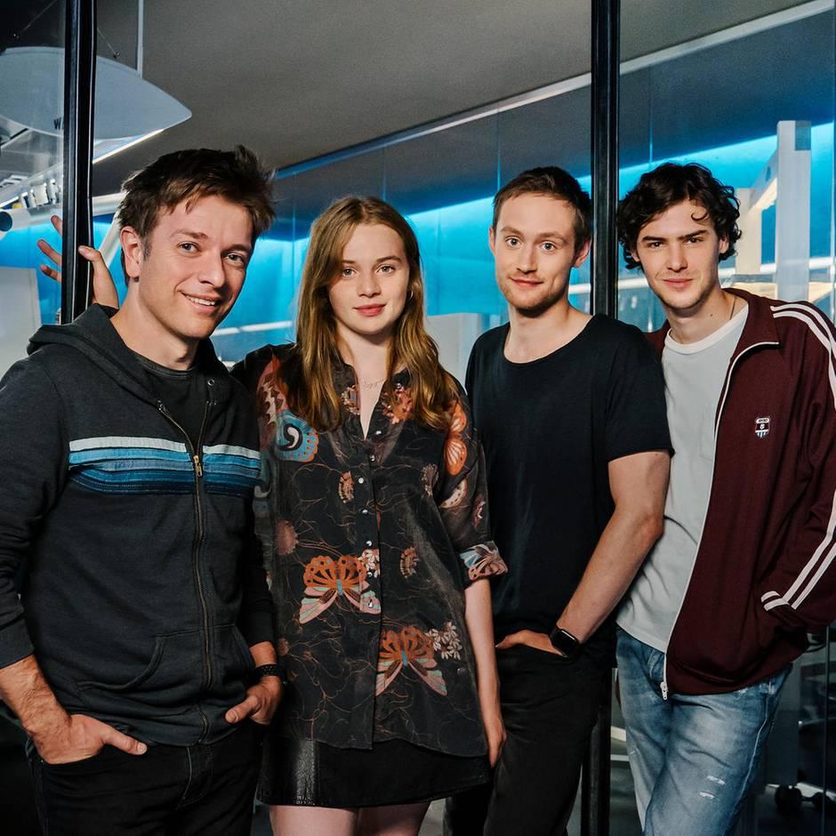 """Netflix, Amazon Prime Video und Co.: Bald gibt es eine neue deutsche Netflix-Serie: """"Biohackers"""""""