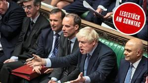 Brexit: Unser britischer Kolumnist lobt Boris Johnson für Pläne