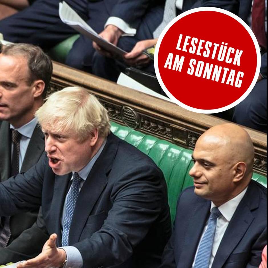 """Dominic Lawson: """"Brutal, aber logisch"""": Britischer Kolumnist lobt Boris Johnson für seine Brexit-Pläne"""