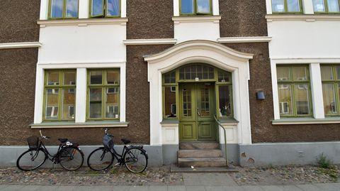 Ystad: Mariagatan 11c