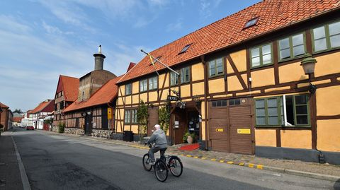 Ystad Sekelgården Hotel Anno 1793