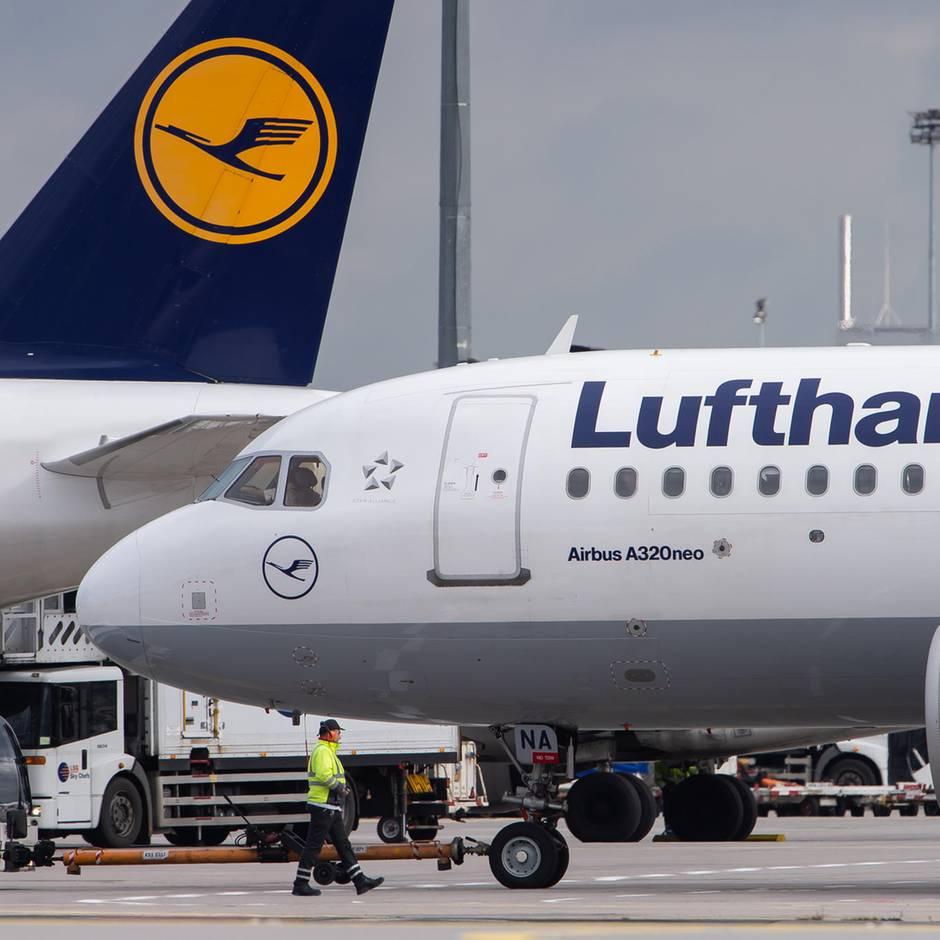 News von heute: Aus Sicherheitsgrünen: Lufthansa lässt im A320neo letzte Reihe frei