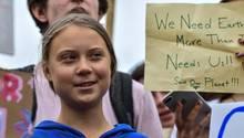 Greta Thunberg in Washington D.C.