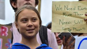 Greta Thunberg in Washington D.C.