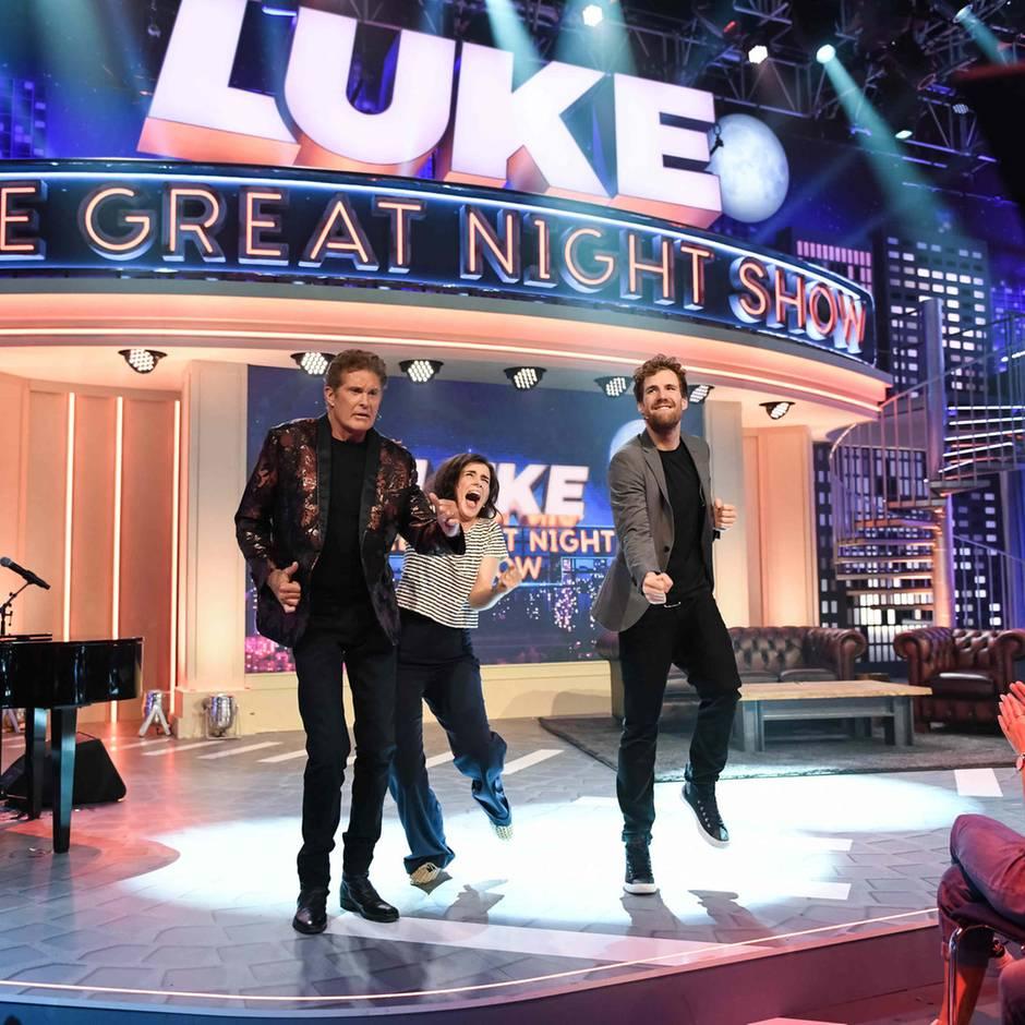 Premiere für Luke Mockridge: Die Not-so-Greatnightshow