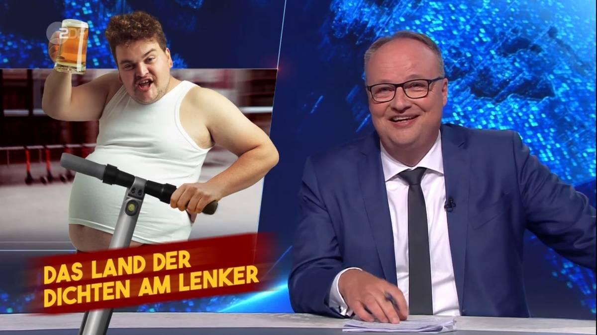 Heute-Show: So reagiert Twitter auf den E-Scooter-Witz