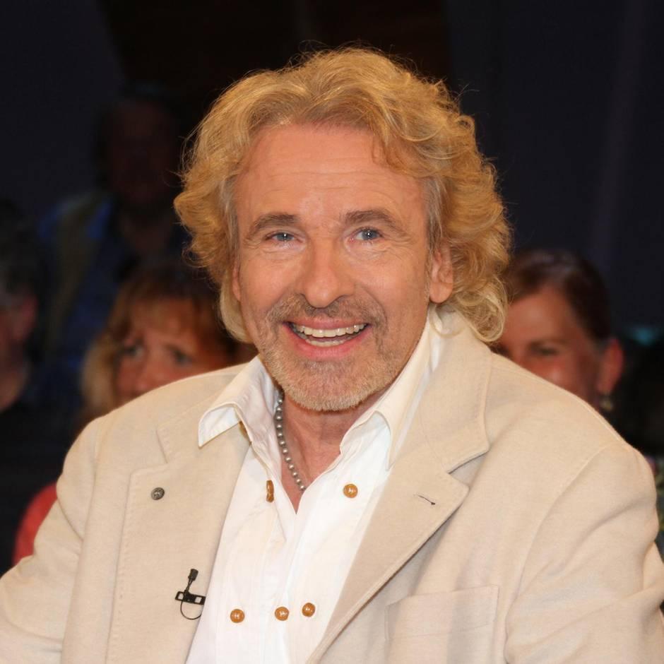 """NDR-Talkshow: Gottschalk über seine neue Liebe: """"Wenn es passiert, erschrickt man auch ganz furchtbar"""""""