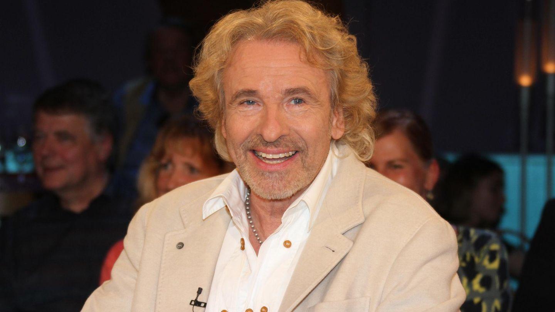 Thomas Gottschalk in der NDR-Talkshow