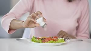 Zu viel Salz kann schädlich für die Gesundheit sein