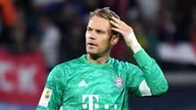 Manuel Neuer kritisiert ter Stegen