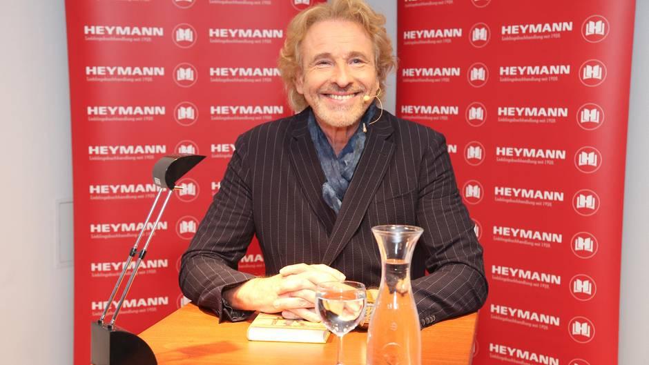 Thomas Gottschalk bei seiner Lesung in Hamburg