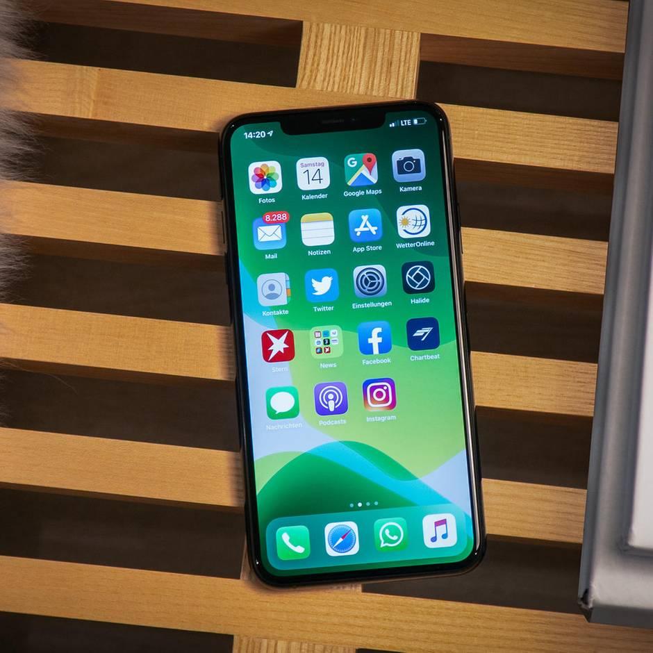 Home-Screen: Apps auf dem iPhone aufräumen: Wetten, dass Sie diesen Trick noch nicht kennen?