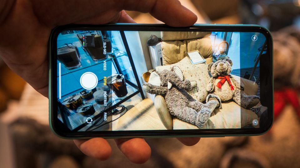 Jetzt wird's bunt: iPhone 11 im Test: Das beste Einsteiger-iPhone seit Jahren