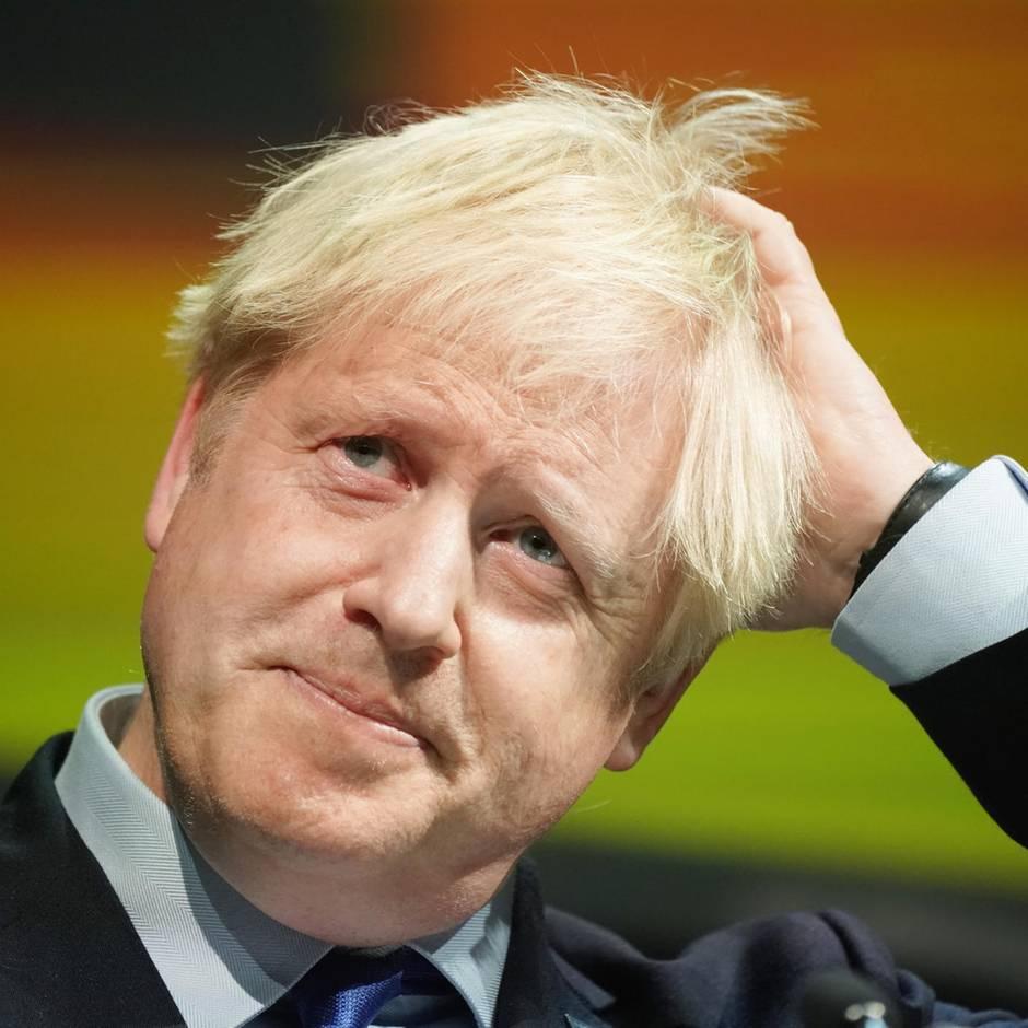 """Verband: No Deal wäre """"Desaster"""": Boris Johnson rennt beim Brexit-Abkommen gegen die Zeit - nächster Stopp: Jean-Claude Juncker"""