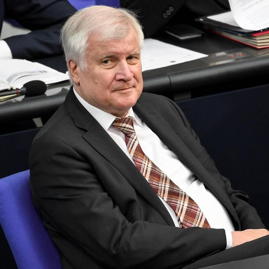 Flüchtlingspolitik: Horst Seehofer war der Obergrenzen-Polterer, jetzt fürchtet er die Grünen mehr als die AfD