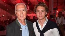 Vip News: Joel Beckenbauer spricht über den Gesundheitszustand seines Vaters Franz