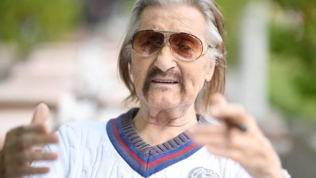 Der Designer Luigi Colani ist im Alter von 91 Jahren gestorben
