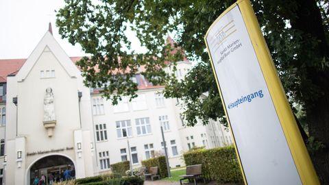 Handfehlbildungen bei Neugeborenen in NRW