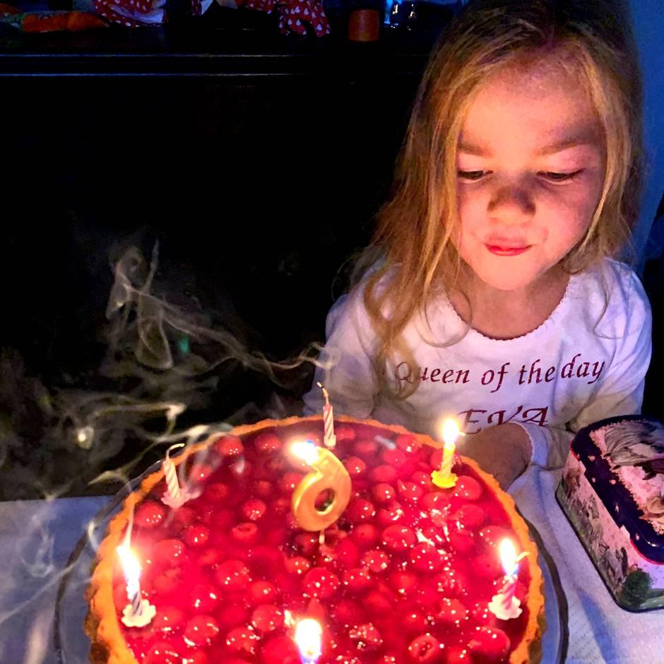 +++ Spenden-Ticker +++: Schwerkranke Eva feiert sechsten Geburtstag