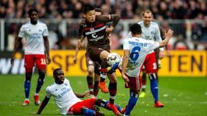2. Bundesliga: FC St. Pauli trifft auf den HSV