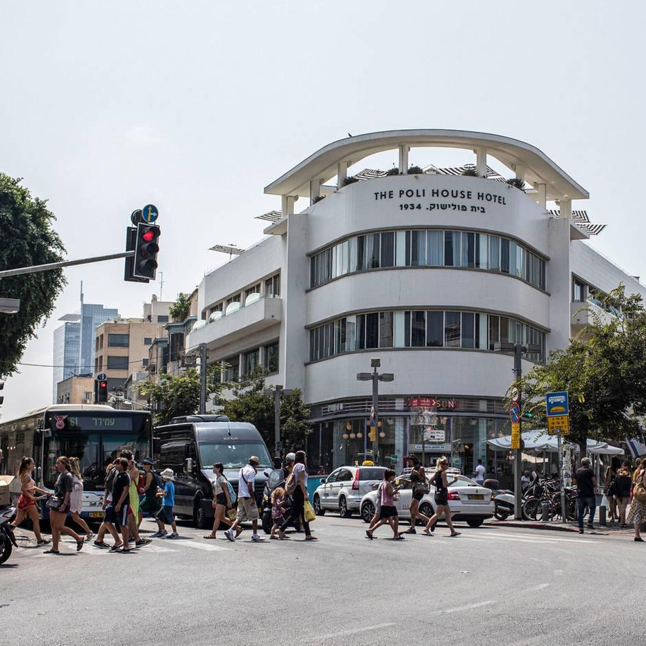 Deutsch-israelisches Projekt: Tel Aviv feiert Bauhaus-Jubiläum mit dem White City Center