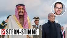 Salman ibn Abd al-Aziz Al Saud, König von Saudi-Arabien