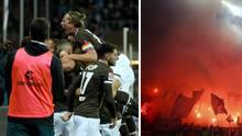 Hamburger Stadtderby: FC St. Pauli vs. HSV
