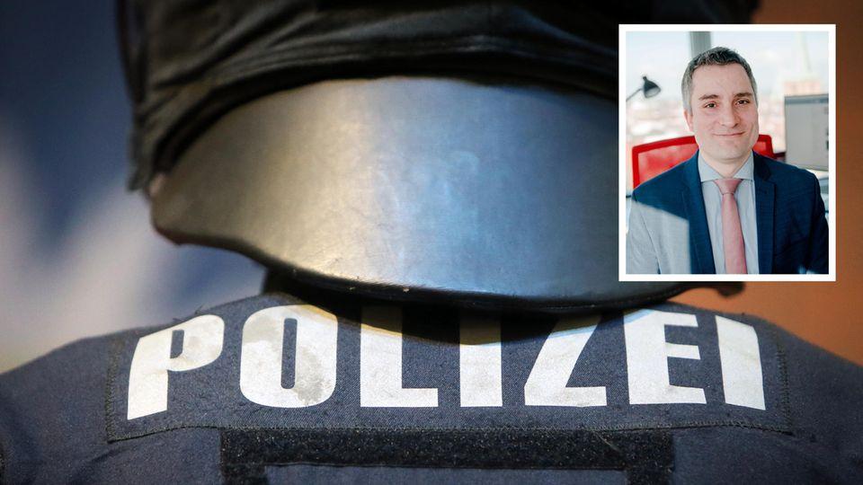 Tobias Singelnstein, Professor am Lehrstuhl für Kriminologie der Ruhr-Universität Bochum