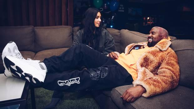 Kanye West plant eine Art von Crocs