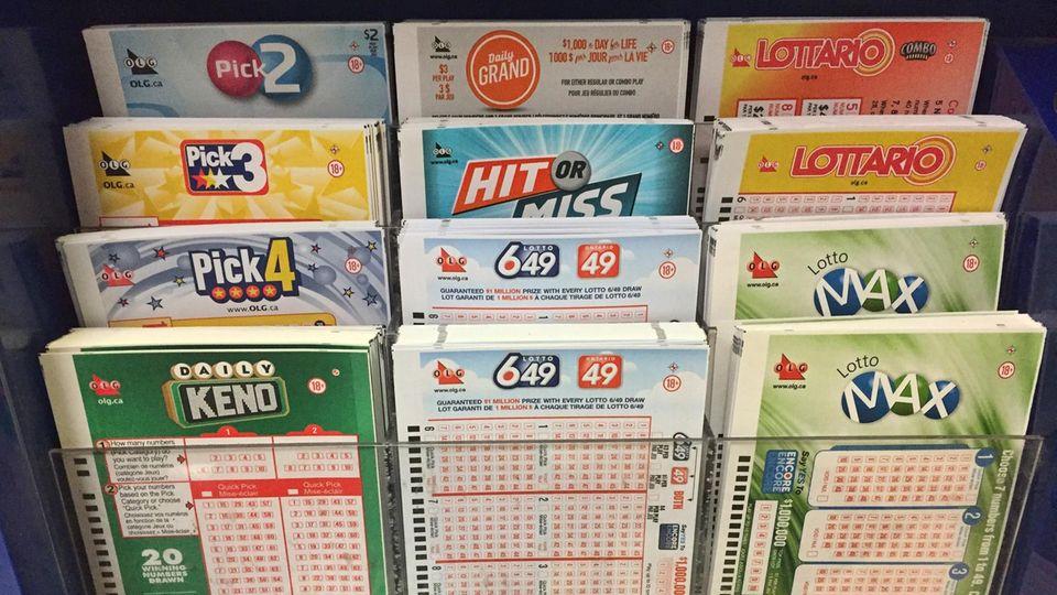 Zahlreiche Lotterien versprechen ihren Kunden das große Glück.