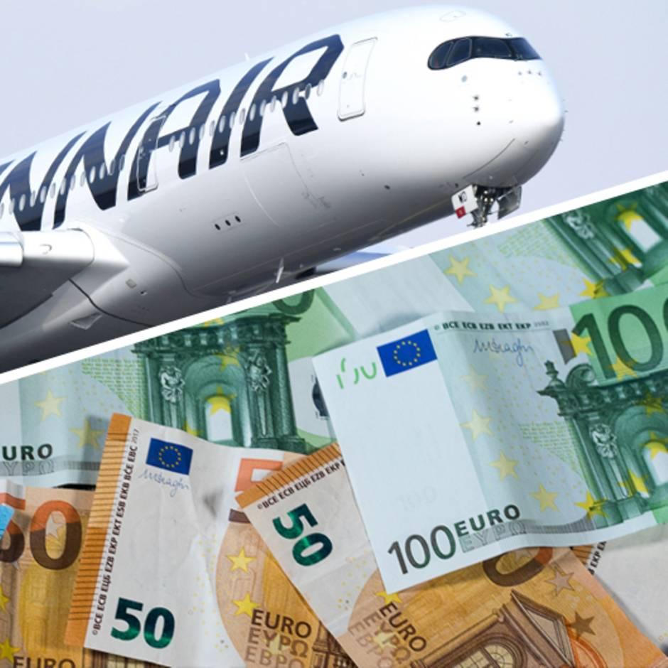 Skurriler Fall: Warum 400.000 Euro in einem Finnair-Flieger zehn Jahre lang Ermittler und Justiz beschäftigten