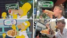 So verfressen wie Homer Simpson: Schweizerinnen füttern sich durch New Orleans im viralen Youtube-Video