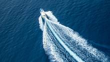 Rennboot-Unfall vor Venedig