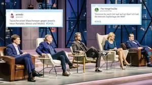 """Die Twitter-User lästern über die Produkte bei """"Die Höhle der Löwen"""""""