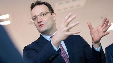 Jens Spahn - Homöopathie - Krankenkasse