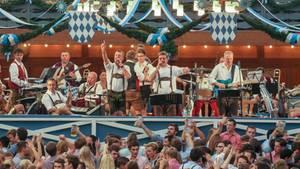 """Oktoberfest-Musiker: """"Der härteste Auftritt der Welt"""""""