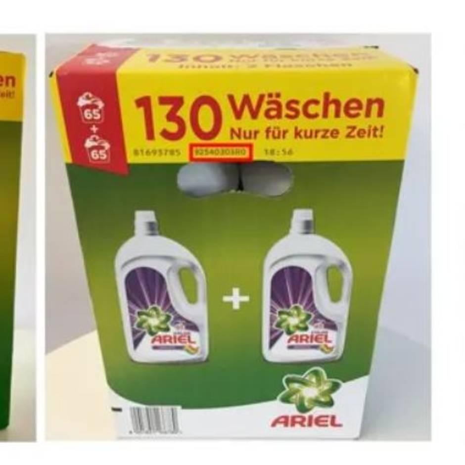 Rückrufe und Produktwarnungen: Multiresistente Keime gefunden: Rossmann ruft Kinderduschgel zurück