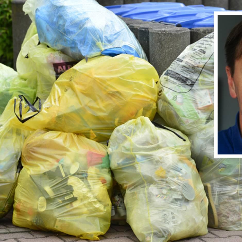 """Umweltberater: """"Mülltrennung ist völlig überbewertet"""": Wie wir der Umwelt viel besser helfen"""