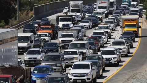 Los Angeles Verkehr