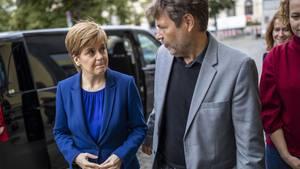 Schottland Regierungschefin