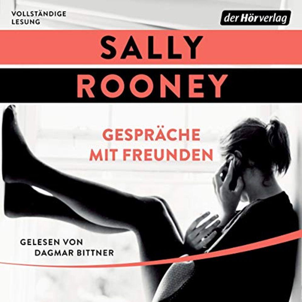 Sally Rooney: Gespräche mit Freunden