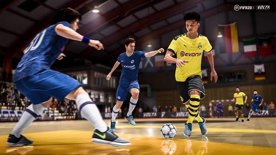Deshalb sind in FIFA 19 nicht die neuesten Nike